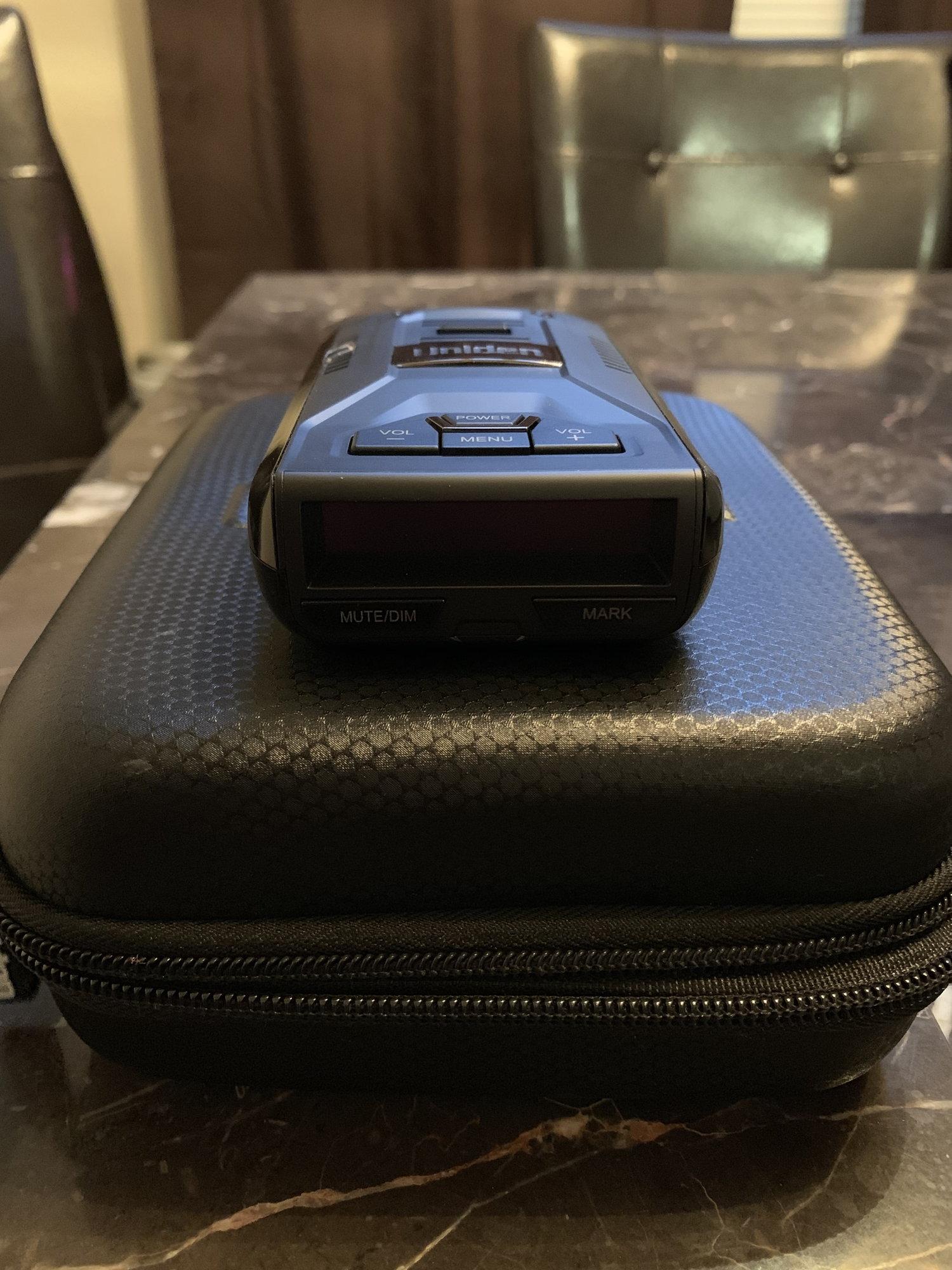 FS (For Sale) Uniden R3 Radar Detector - CorvetteForum - Chevrolet
