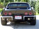 Corvette Resto - a friend's