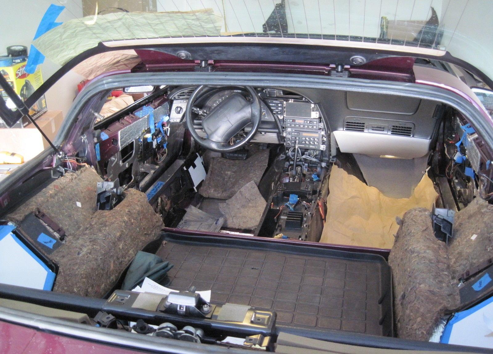 Putting A Full Acc Carpet Set In My 96 C4 Corvetteforum