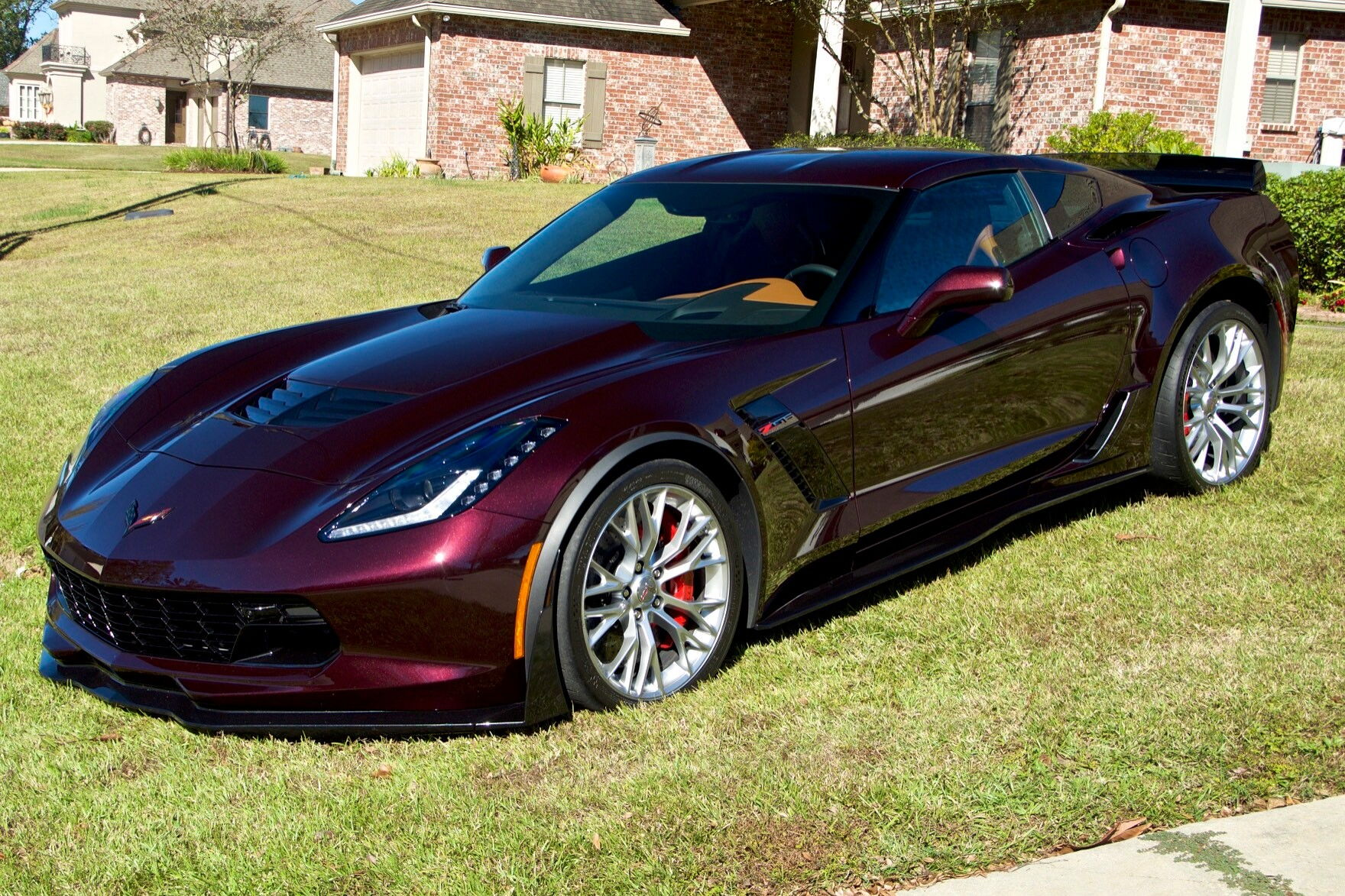 New 17 Black Rose Pics In The Sun Page 2 Corvetteforum Chevrolet Corvette Forum Discussion