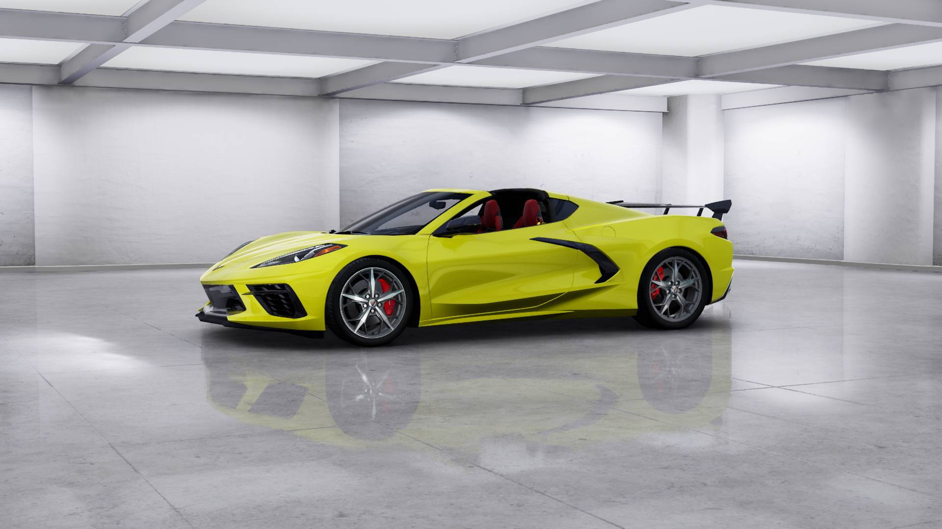 On the hunt for Accelerate Yellow C8 - CorvetteForum ...