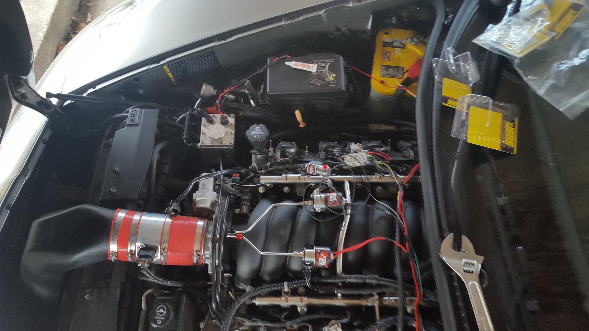 Nitrous Wiring Instructions