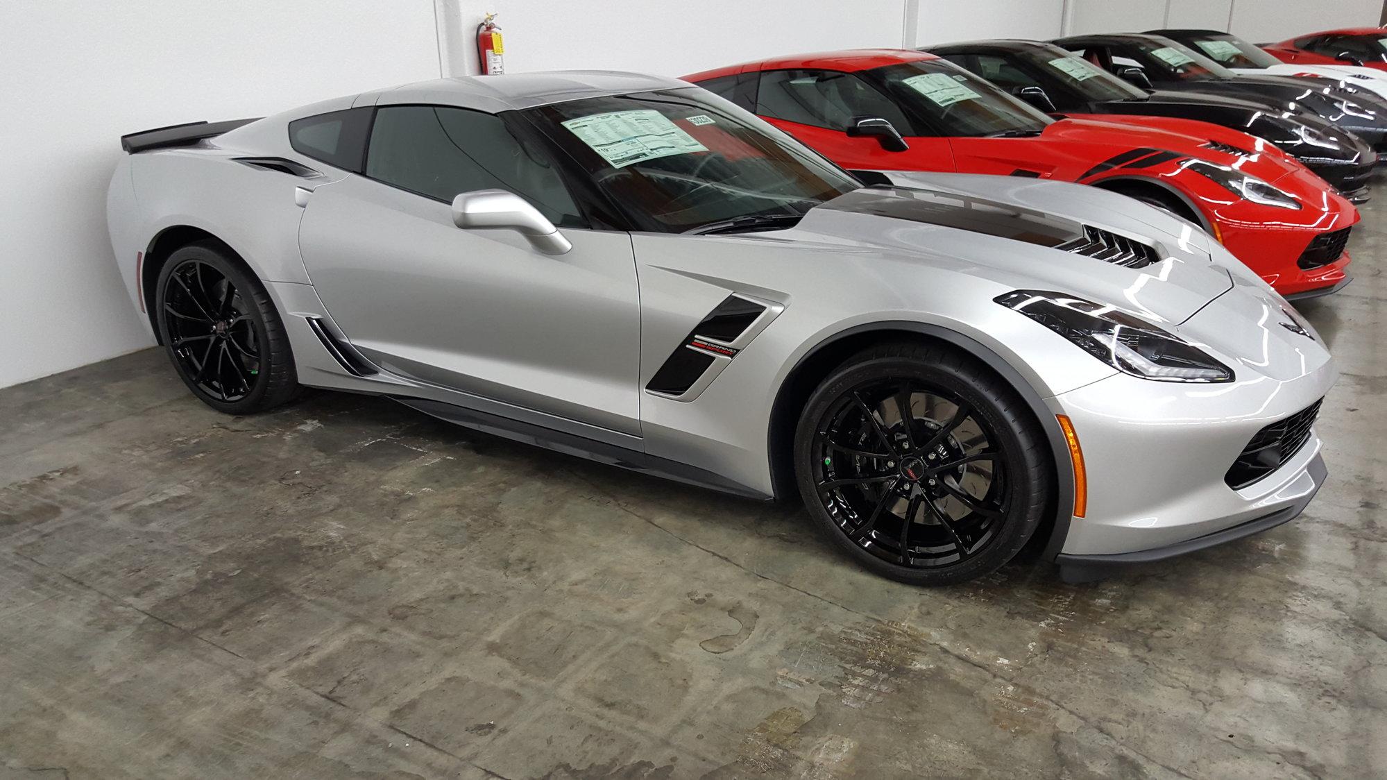 corvette 2017 colors - HD1999×1124