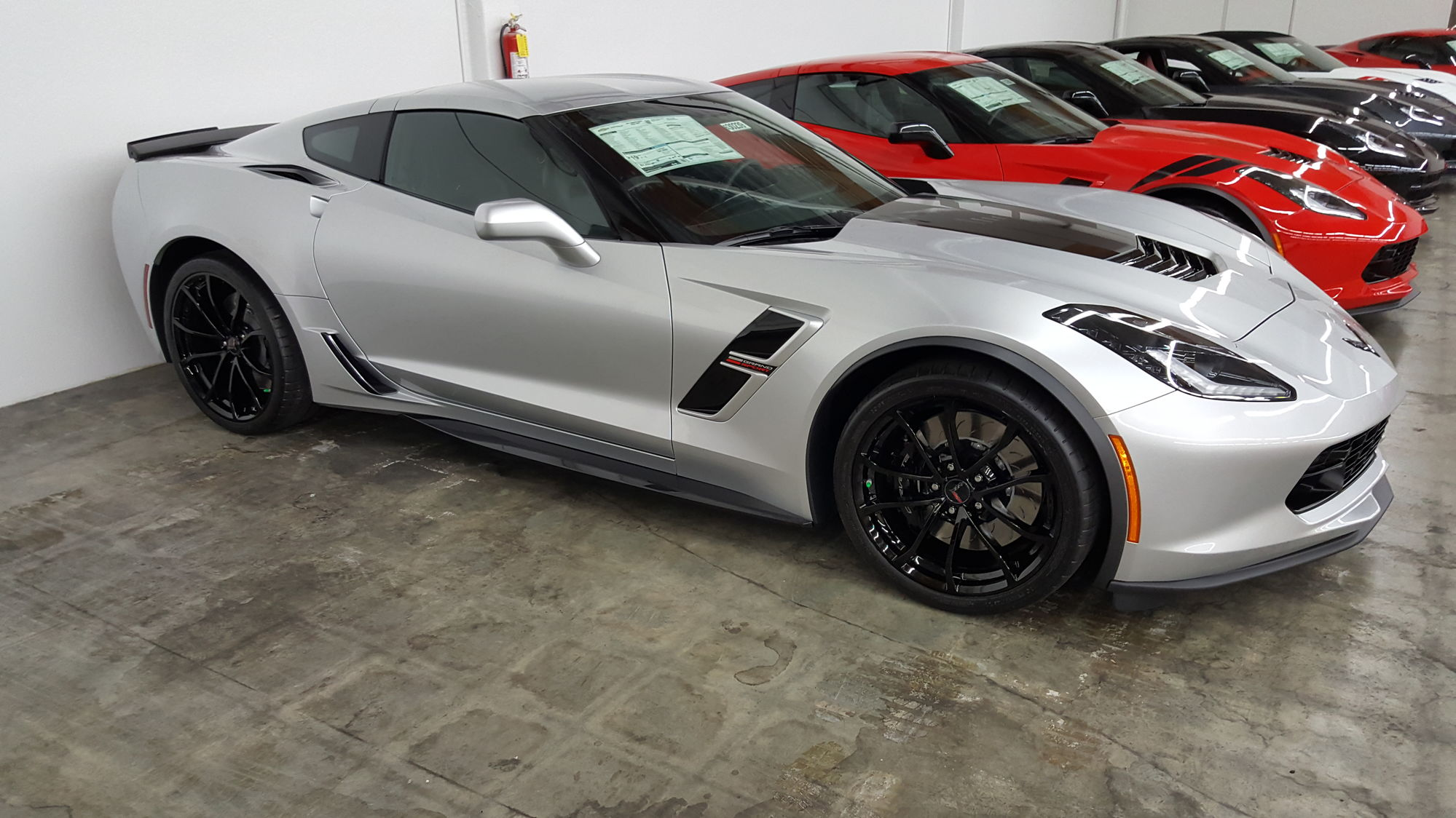 2017 Corvette Inventory At Boardwalk Chevrolet! Great Sale Prices! Ask ...