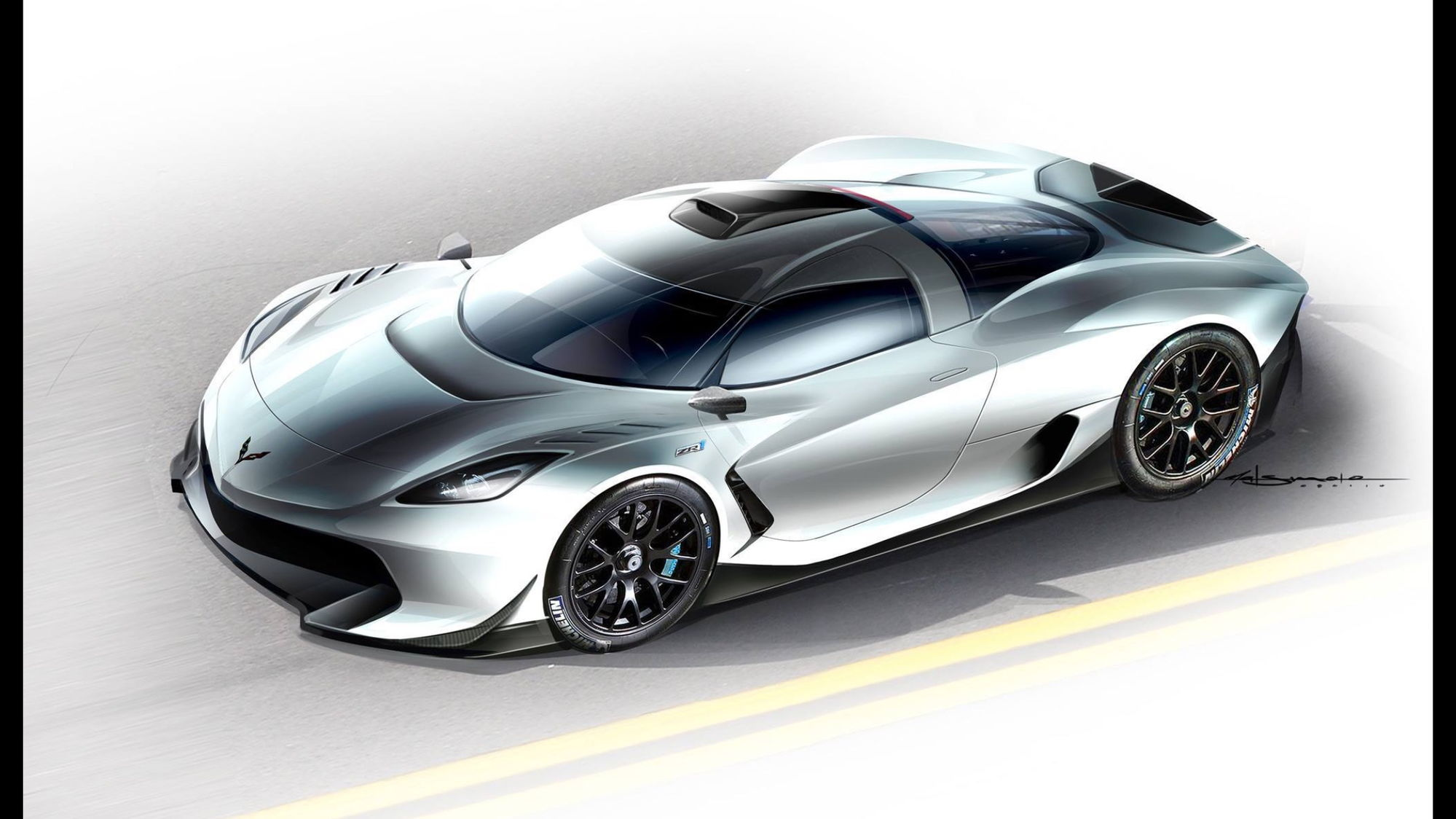 any new updates on the supposed zora zr1  c8  mid-engine corvette  - page 7