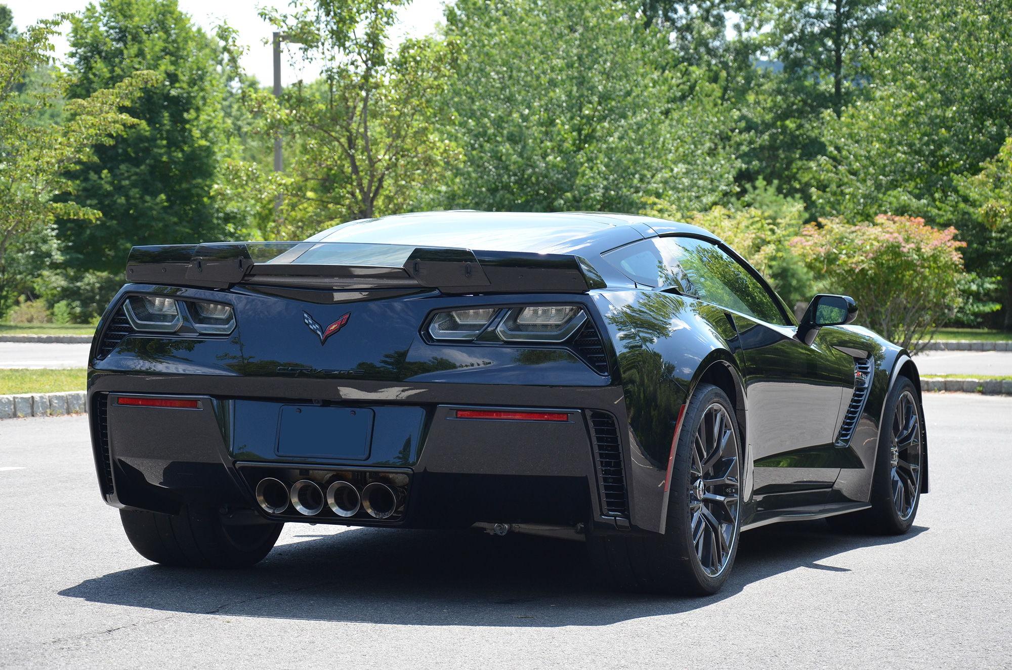 C7 Blackout Taillights Page 3 Corvetteforum