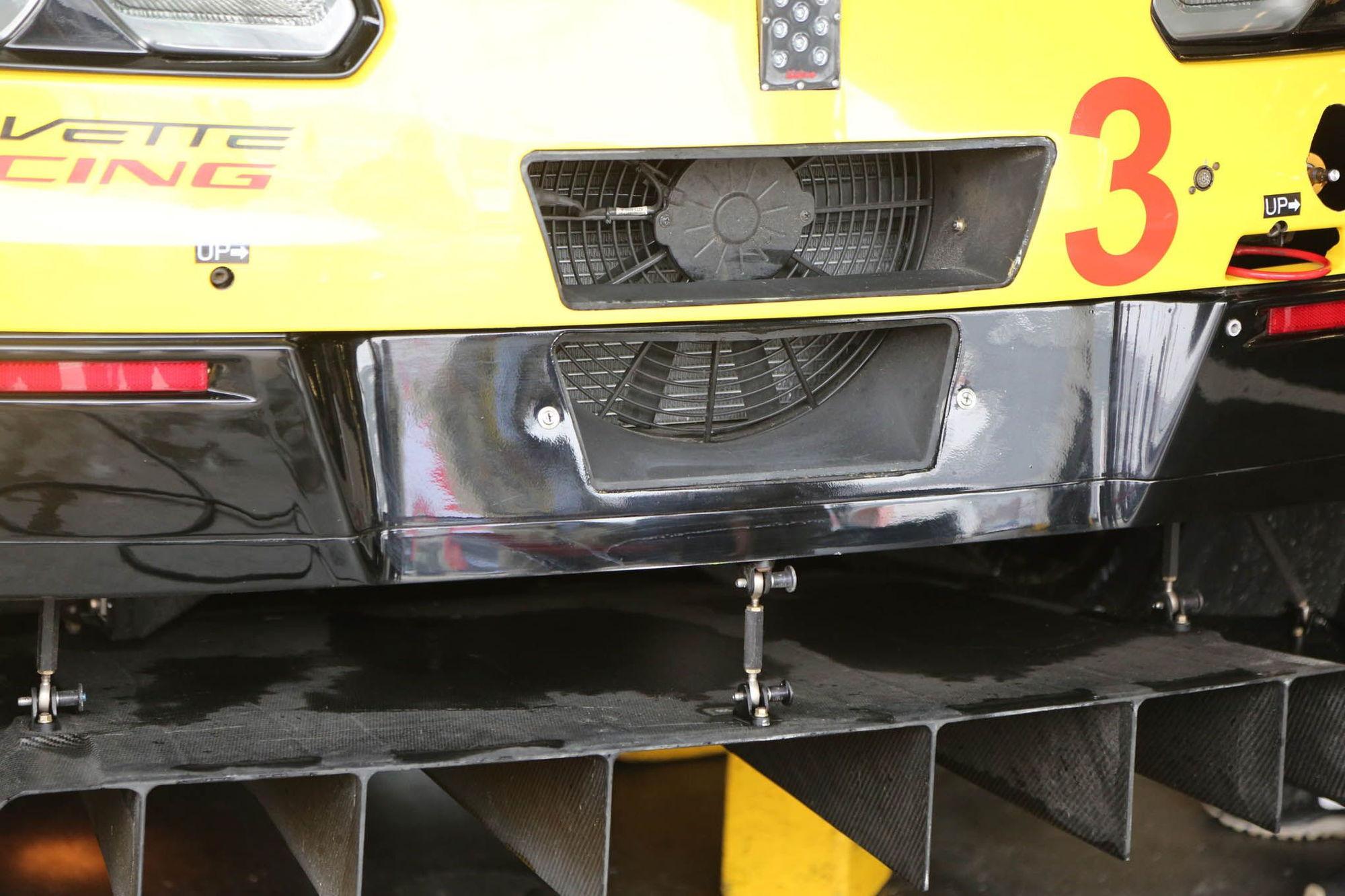 C6z06 Rear Trans Diff Cooling Corvetteforum Chevrolet