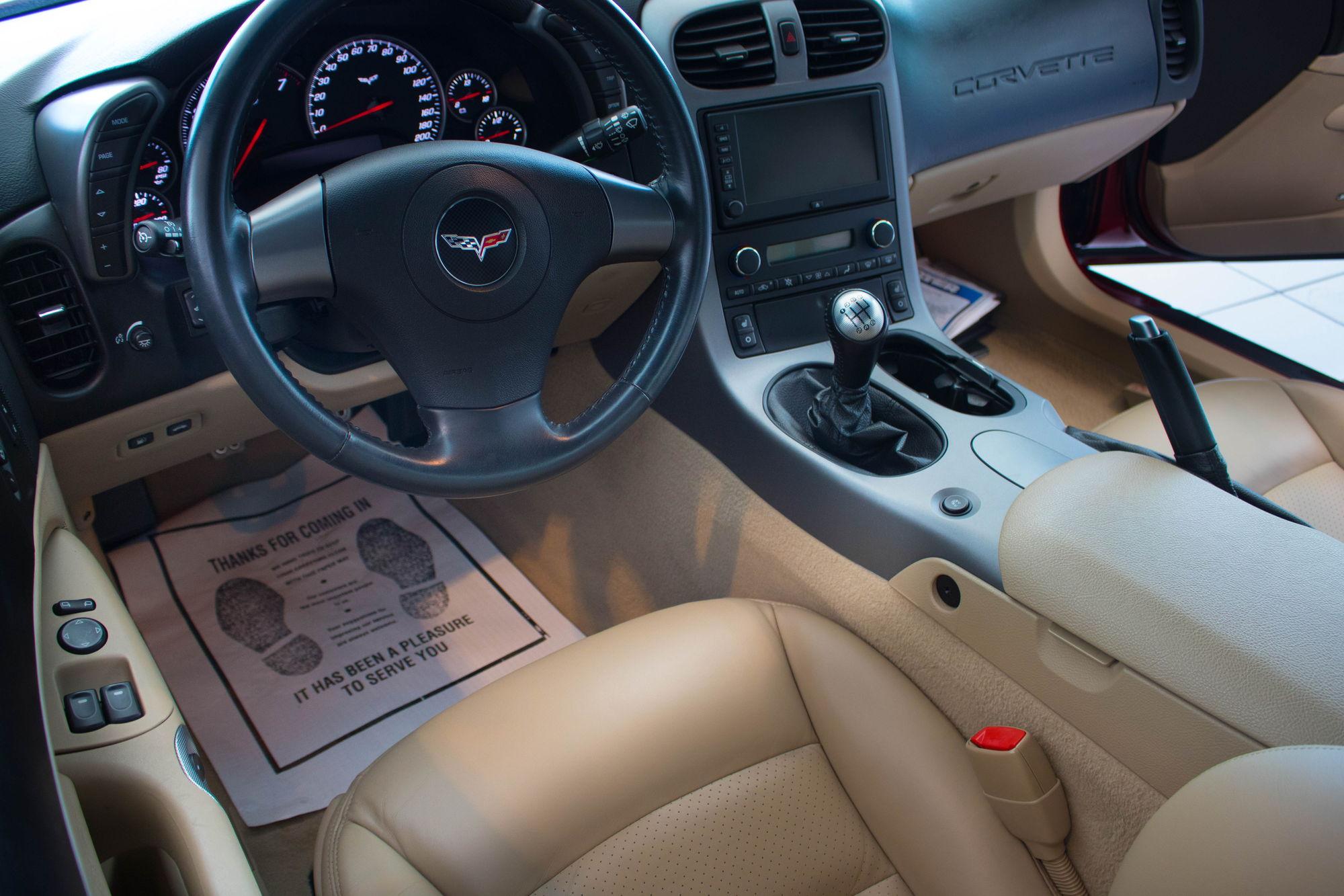 C6 FS For Sale 2006 C6 Convertible Z51 W 3LT