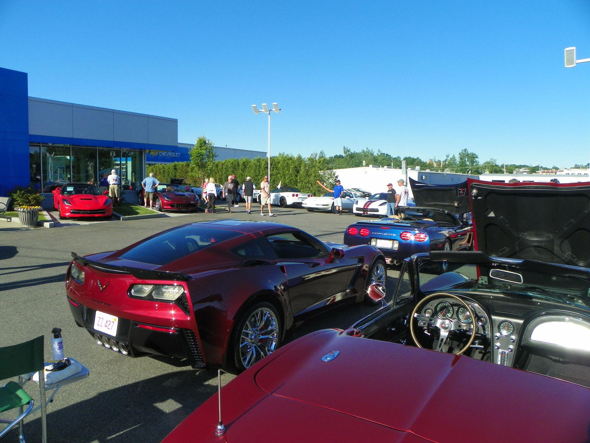 Paul Masse Chevrolet >> Paul Masse Vettacular; June 18th - CorvetteForum - Chevrolet Corvette Forum Discussion