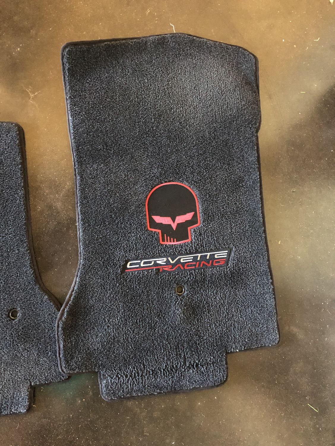 Fs For Sale Ebony Floor Mats 2007 2013 Corvette