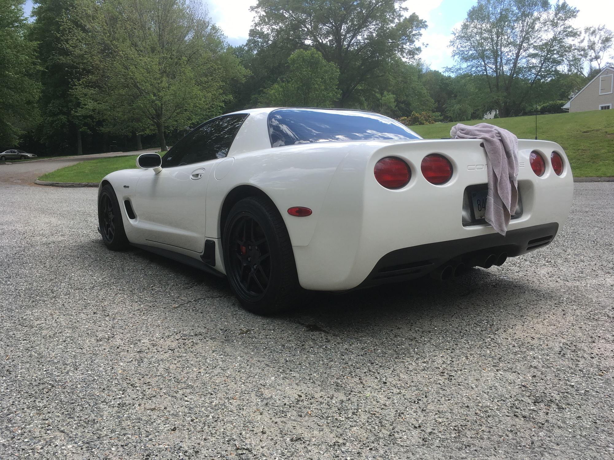 fs for sale wts speedway white z06 in ct corvetteforum chevrolet corvette forum discussion. Black Bedroom Furniture Sets. Home Design Ideas