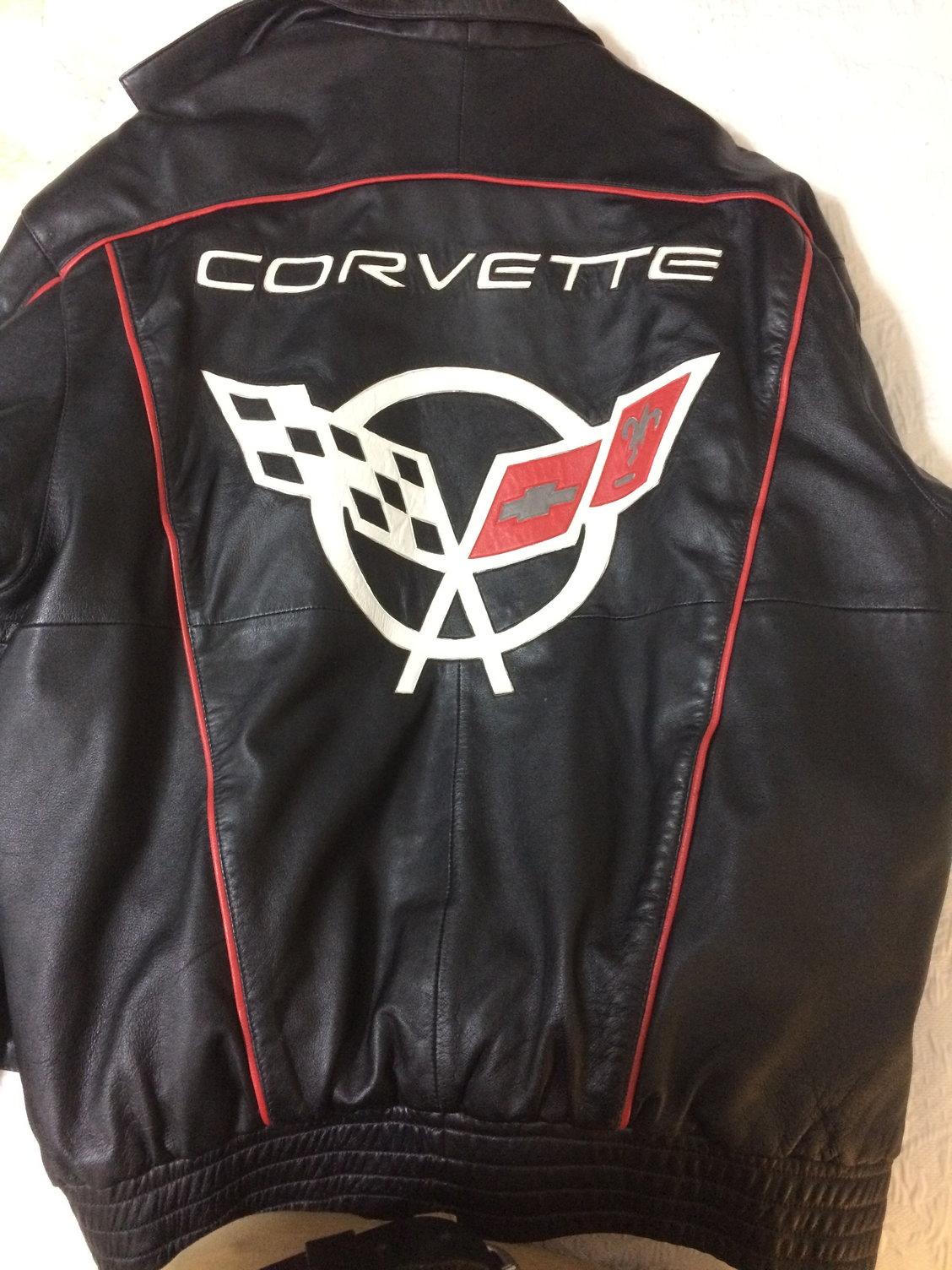 """C5 """"Valley Boyz"""" XL Leather Jacket - CorvetteForum ..."""