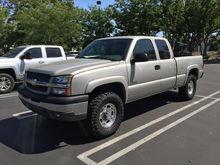 My truck, 2004 2500 LD 4:10 gears