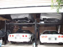 The bottom right is my 95 ZR-1