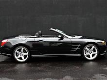 My 2014 Mercedes Benz SL550