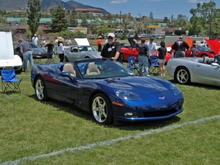 '05 Vert at Flagstaff, Arizona show in 2005. Throphy winner that day. The First Annual Corvette 'n America (now Bloomington Gold) event.