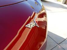 Corvette # 8