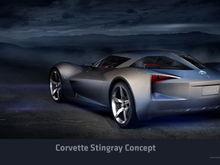 Corvette C7 Images
