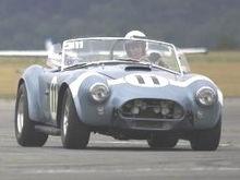 Garage - 289 FIA Cobra