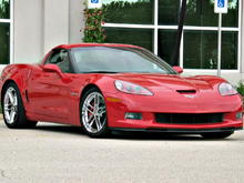 2008 Z06 From Stingray Chevrolet, Plant City, FL