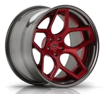Vossen wheels Full Line Up