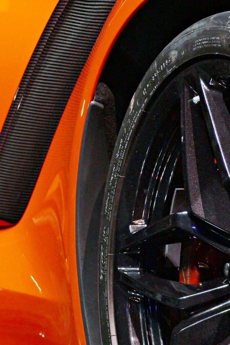 Carbon Flash - New Wheel Option for ZR1 Only