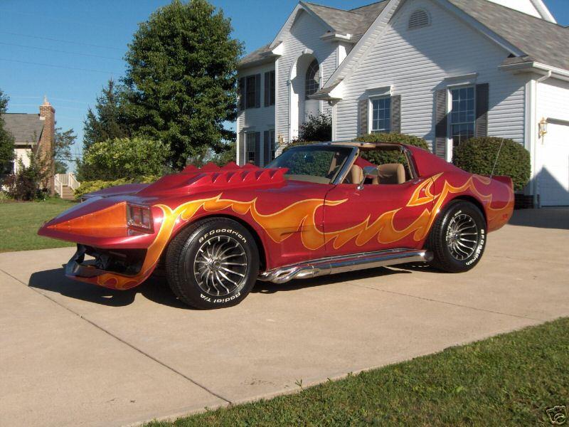 Man The Battering Ram Corvetteforum Chevrolet Corvette Forum