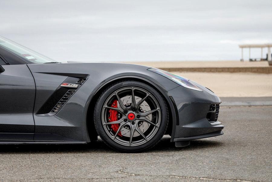 All New Vorsteiner V Ff 103 For Your Corvette Z06