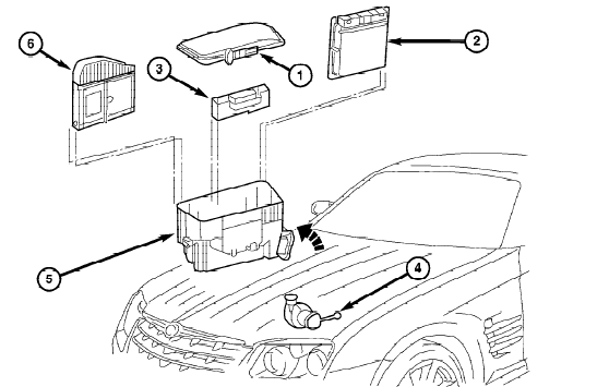 Wiring Diagram Chrysler Crossfire Spoiler
