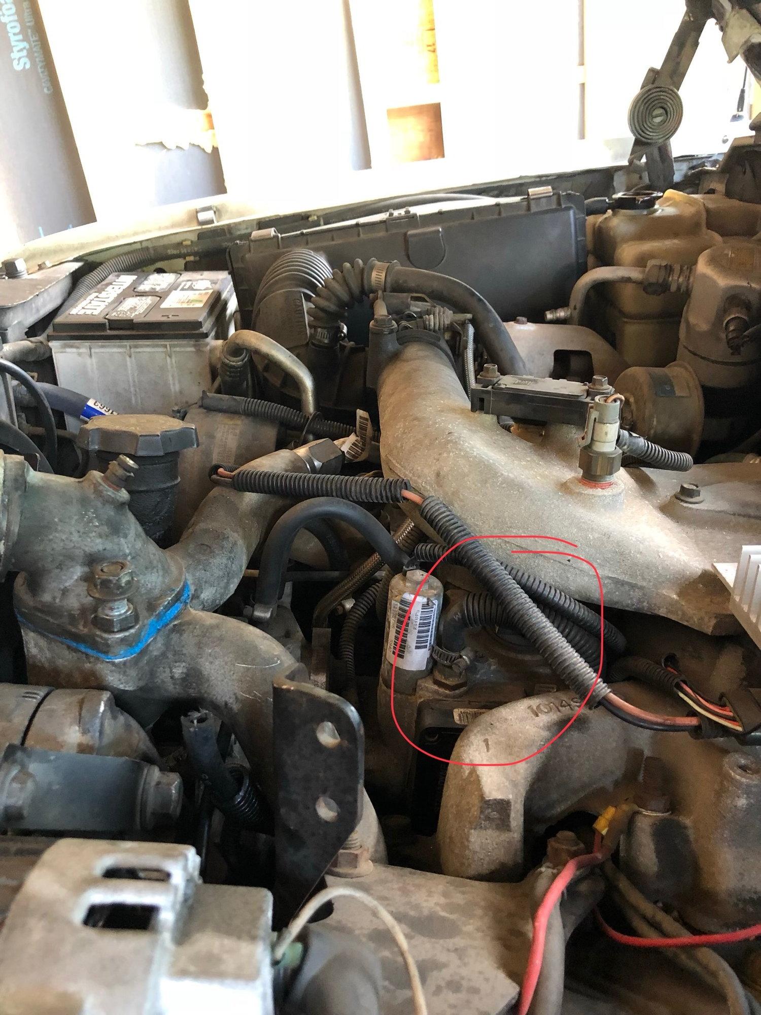 Chevrolet Truck P30 Fuel Filter | xcelnetwork tk