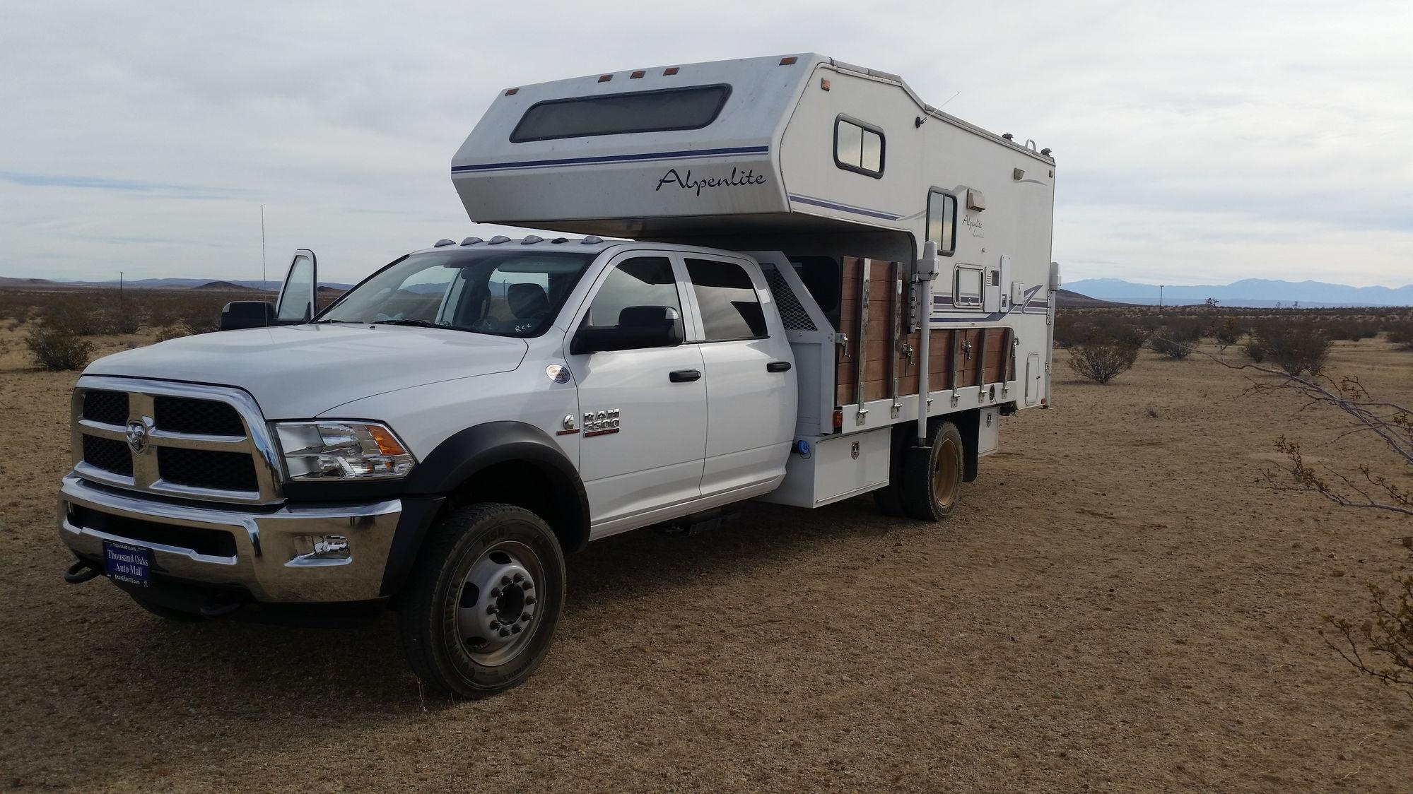 5500 camper vehicle dodge diesel diesel truck resource for 5500 3