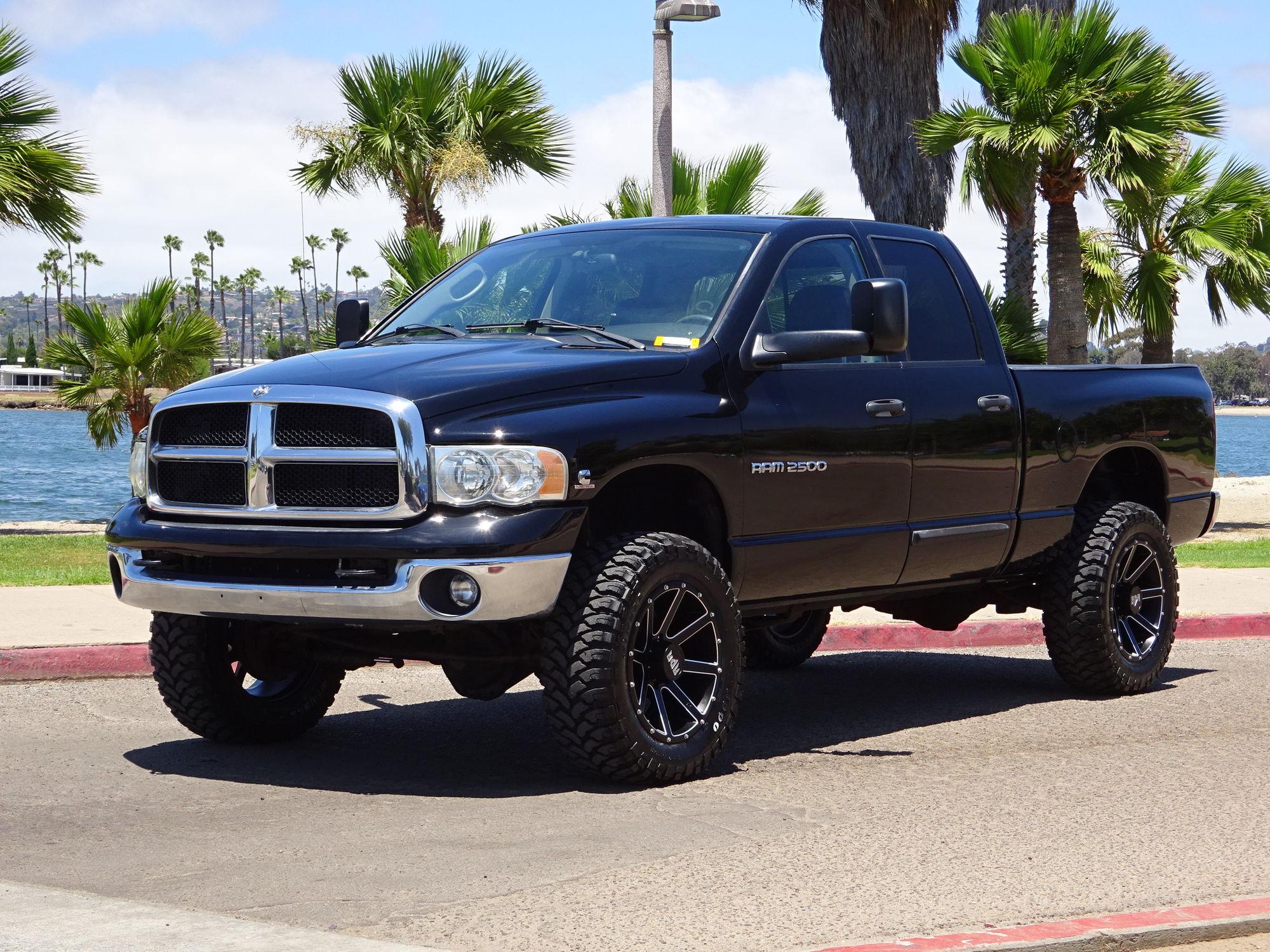 Dodge Trucks For Sale By Owner >> Truck For Sale 2005 dodge ram 2500 club cab 5.9l cummins 4x4 - Dodge Diesel - Diesel Truck ...