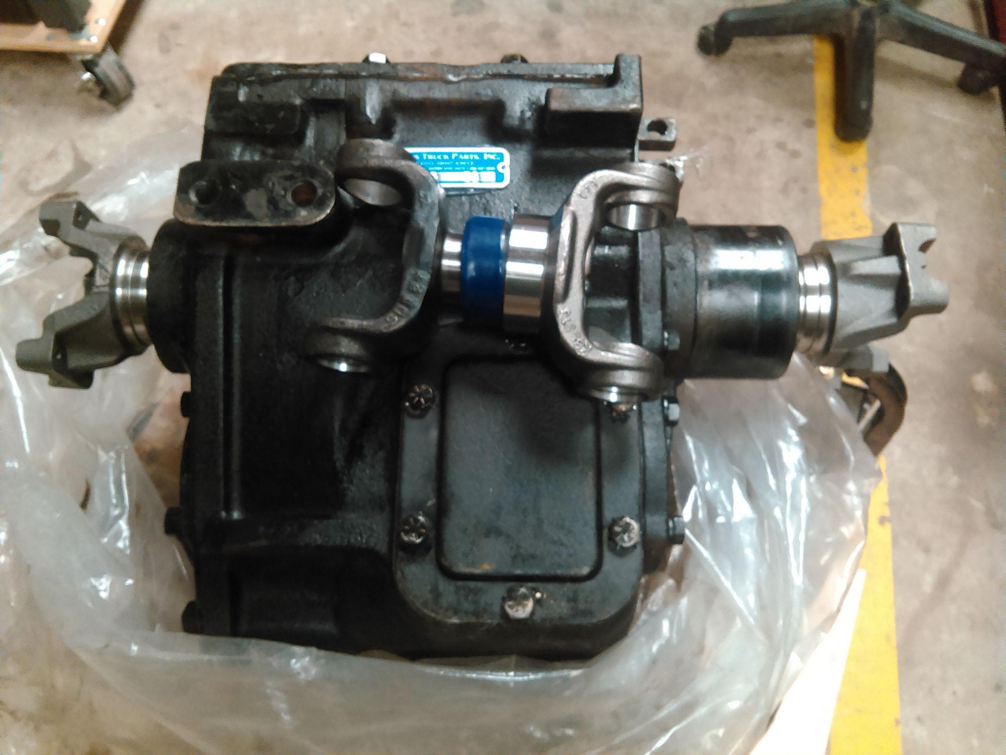 Parts I'm using for 5831C '91 5 Dodge Installation