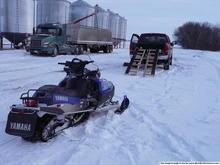 loading sled