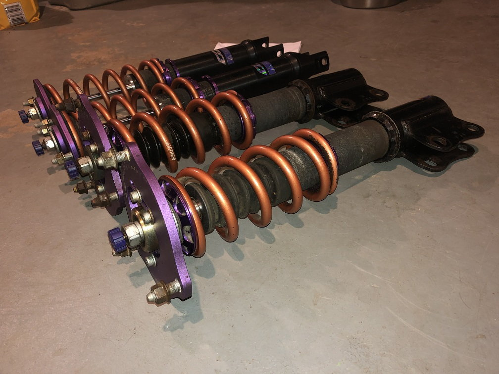 STM-Spec D2/Swift Drag Racing Coilovers