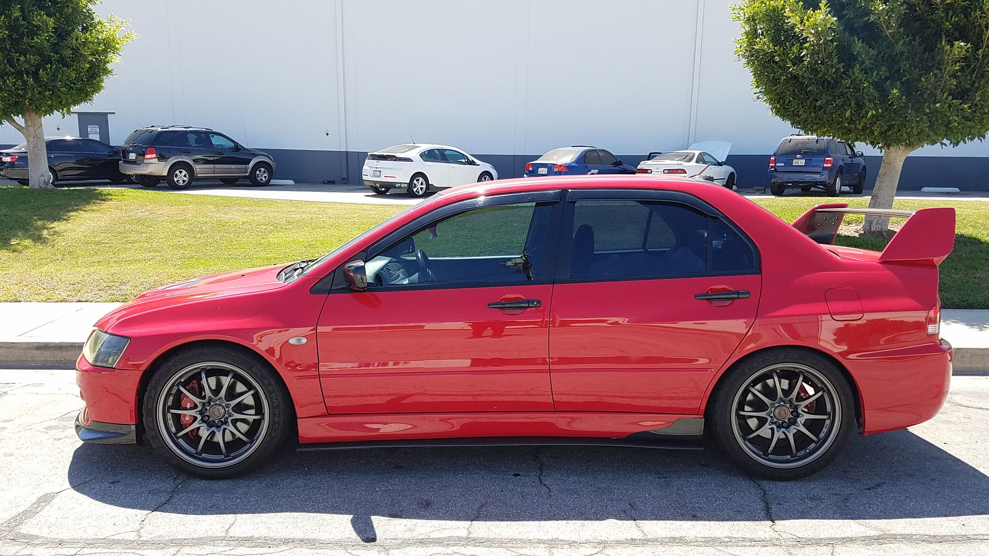 fs west ca 2006 mitsubishi lancer evolution 9 ix rr rs 1 of 358 60k miles socal. Black Bedroom Furniture Sets. Home Design Ideas
