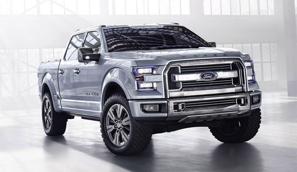 ford atlas concept lights - Ford F150 Forum - Community of ...