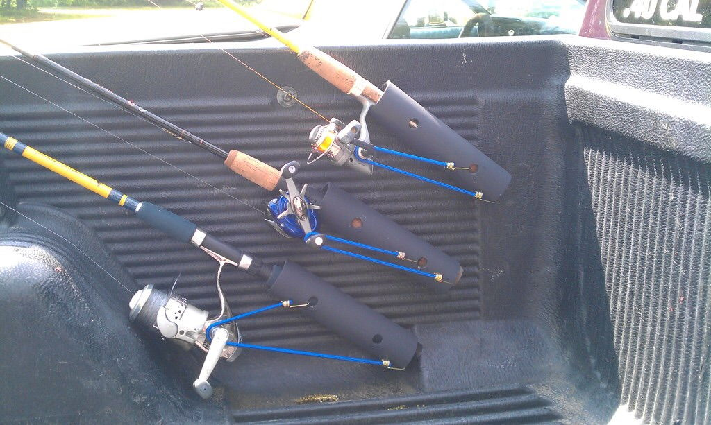 Travel With Fishing Rods Ford F150 Forum Community Of