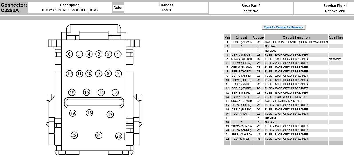 Help Wiring Diagram Or Location