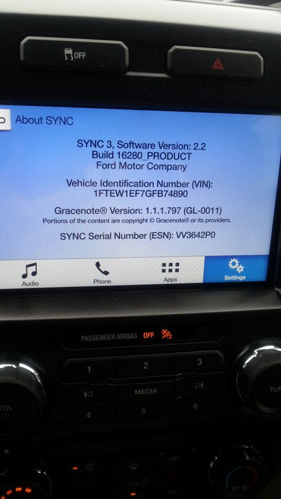 current sync 3 and carplay android auto information page 101 ford f150 forum community of. Black Bedroom Furniture Sets. Home Design Ideas