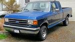 1990 Ford F150 XLT Lariat
