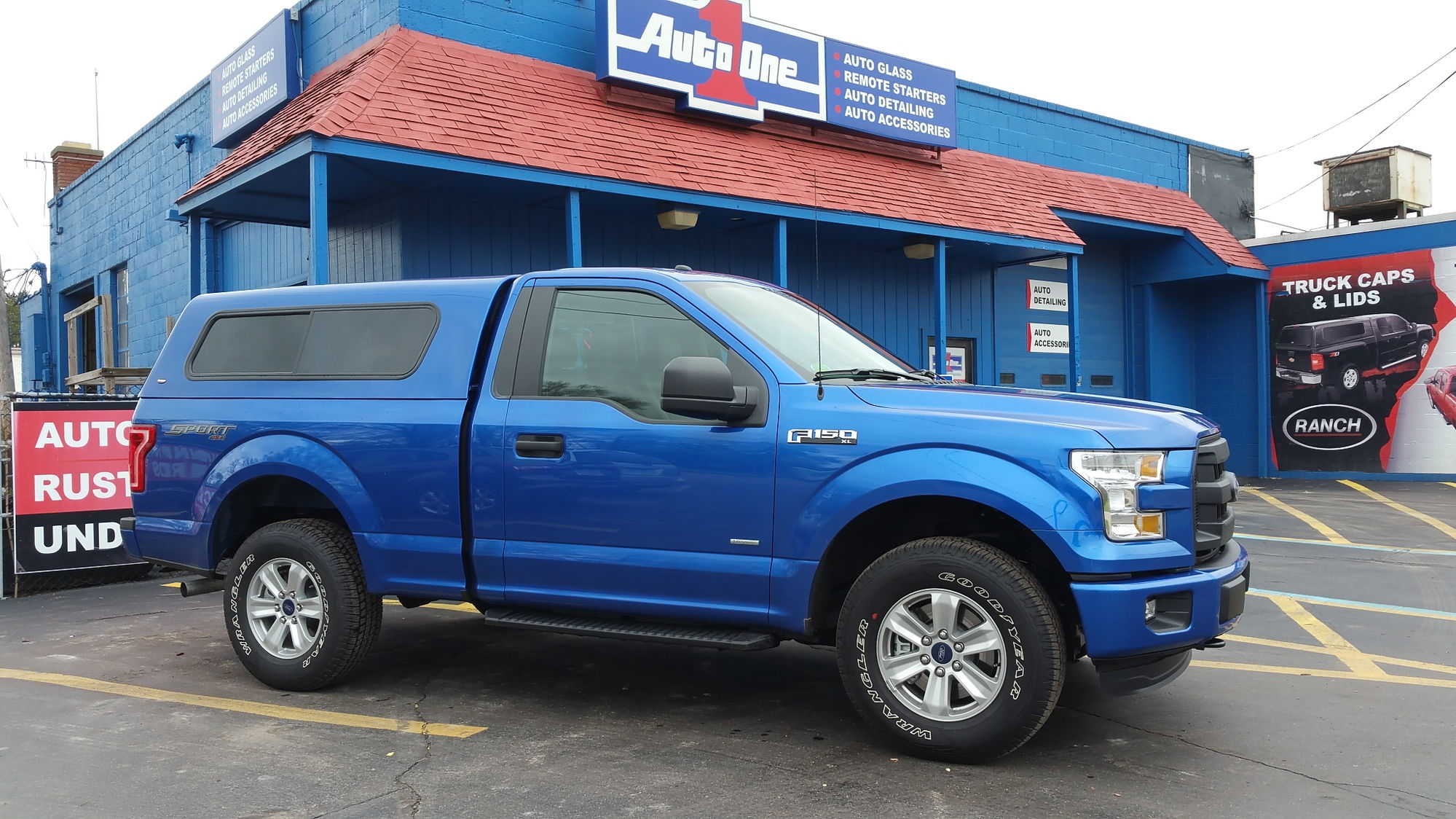 2015 Ford F 150 Regular Cab >> Official Regular Cab Thread - Page 10 - Ford F150 Forum ...
