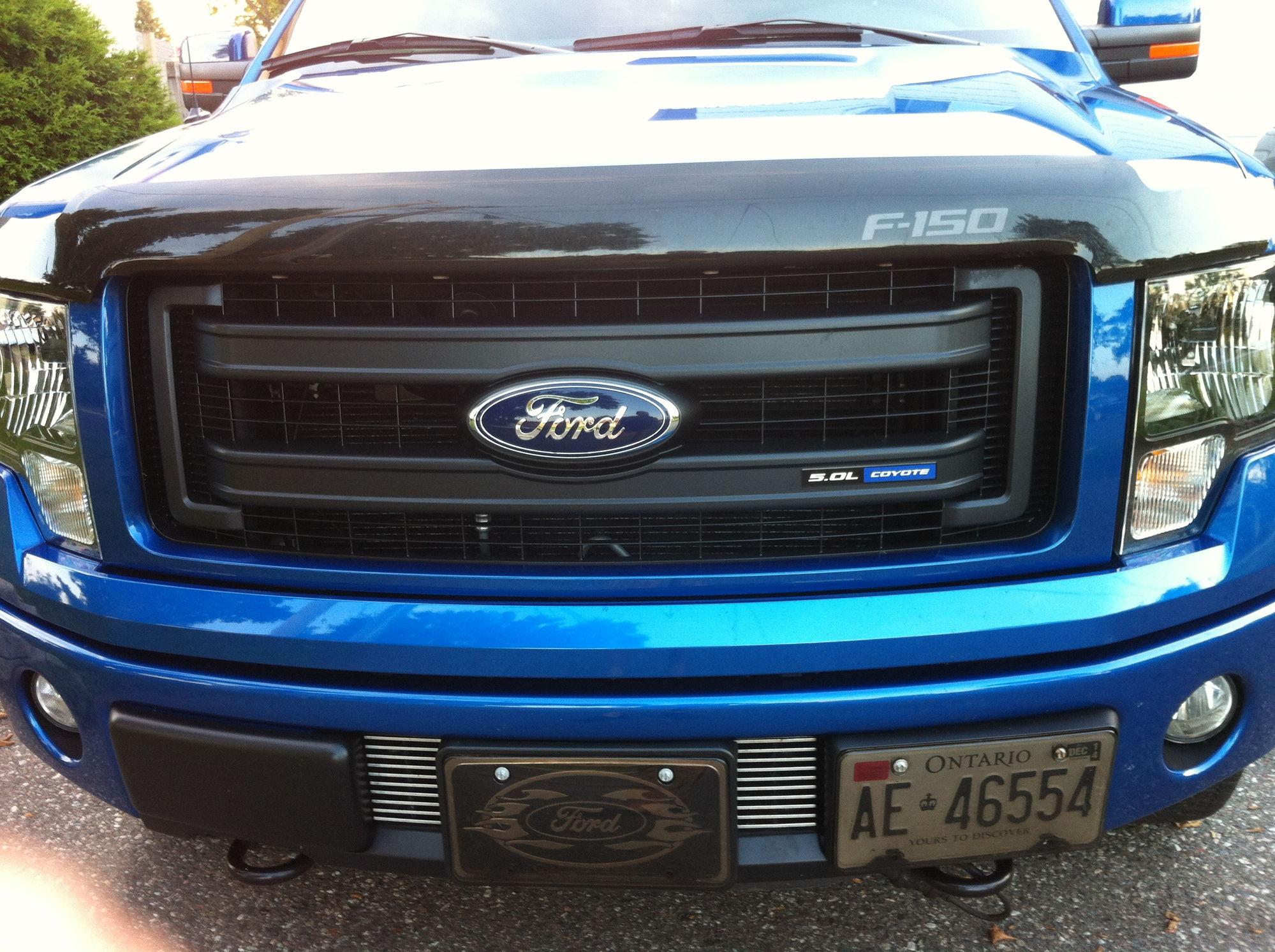 coyote badges ford f150 forum community of ford truck fans. Black Bedroom Furniture Sets. Home Design Ideas
