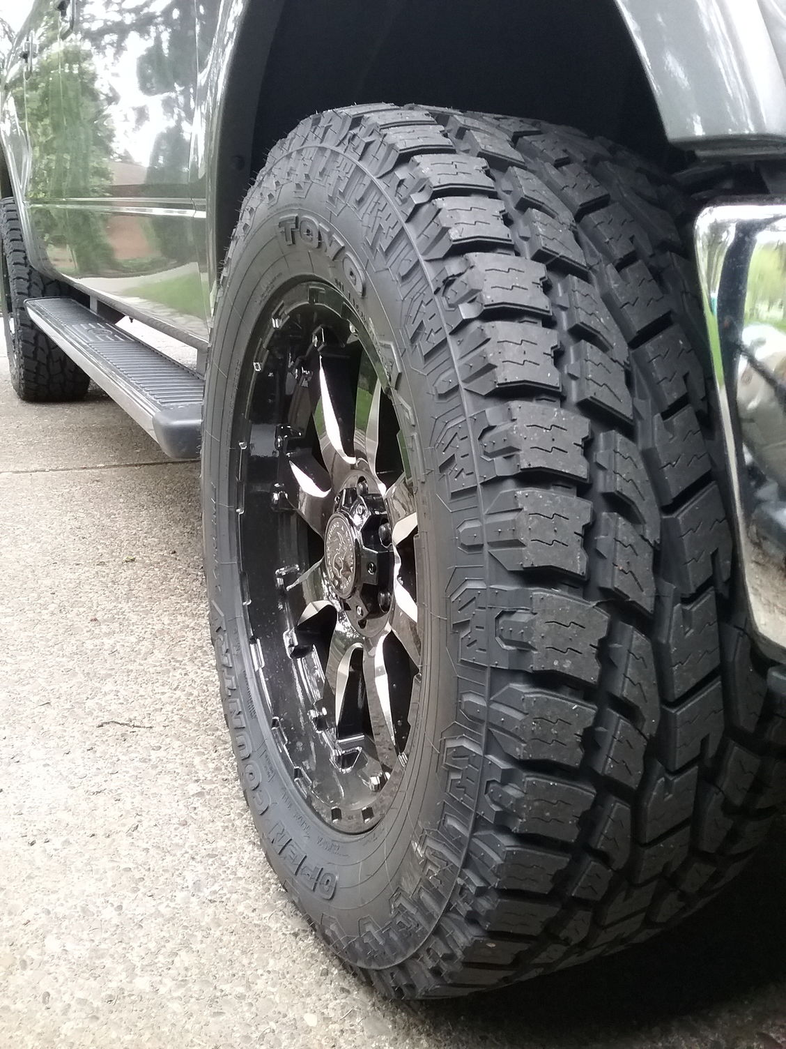 Aggressive Looking A T Tires Page 5 Ford F150 Forum
