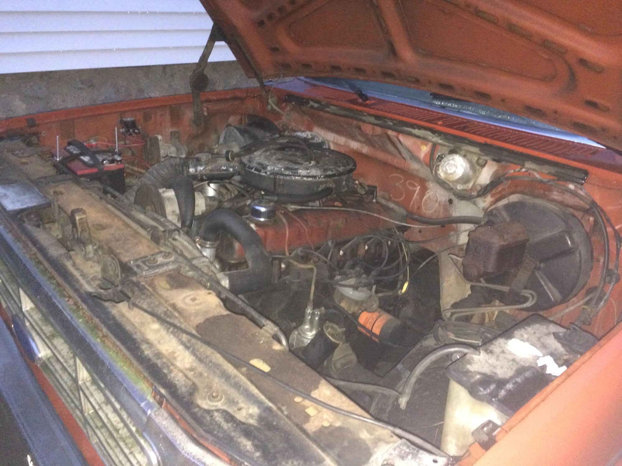 1983 Ford F150 Carburetor - Ford F150 Forum