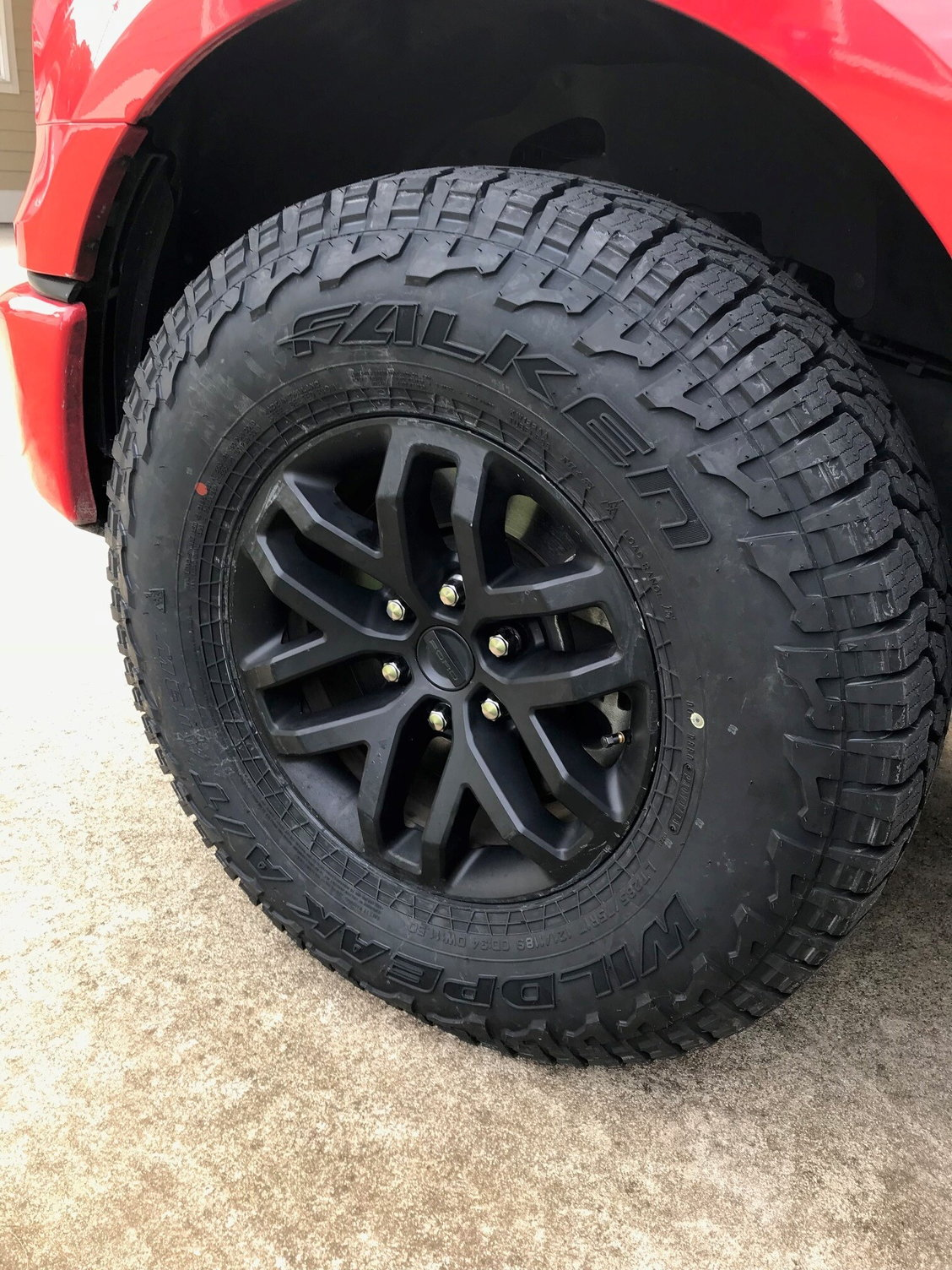 Falken Tires Review >> Falken Wildpeak A/T3W Review - Page 7 - Ford F150 Forum ...