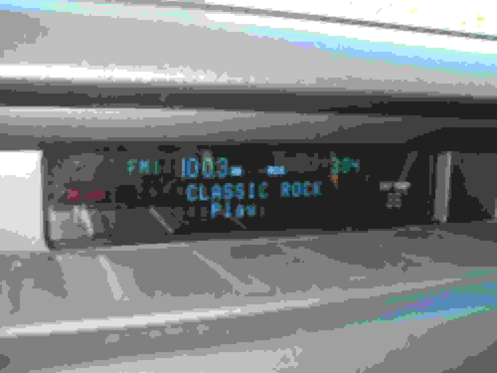 2010 Fdim Radio Display Goes Blank Intermittently Ford F150
