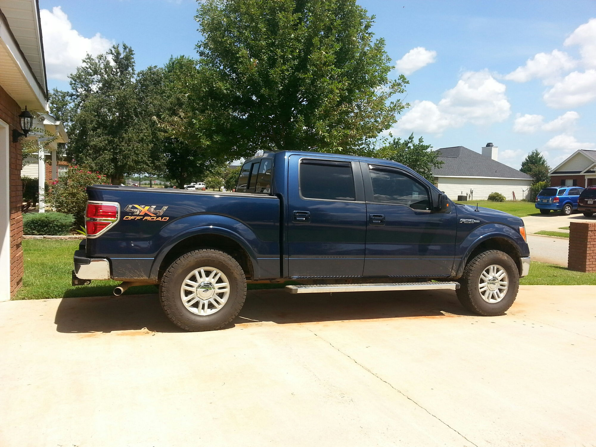 295 70 18 Or 305 70 18 Ford F150 Forum Community Of Ford Truck Fans