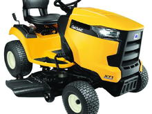 This is my new toy...Not the best color, lol, but def one of the best mower's in its class!