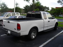 "2004 Ford F150 XLT ""Heritage Edition"""